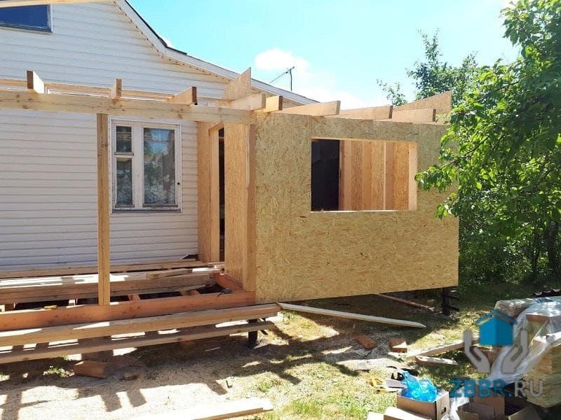 как соединить фундамент дома с фундаментом пристройки