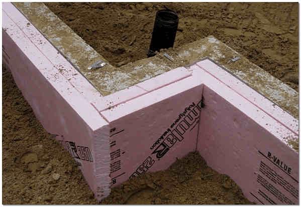 Свайно-ростверковый фундамент: плюсы и минусы, виды и монтаж ростверка