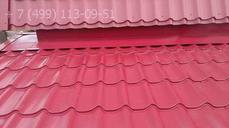 Особенности трехскатной крыши над пристройкой