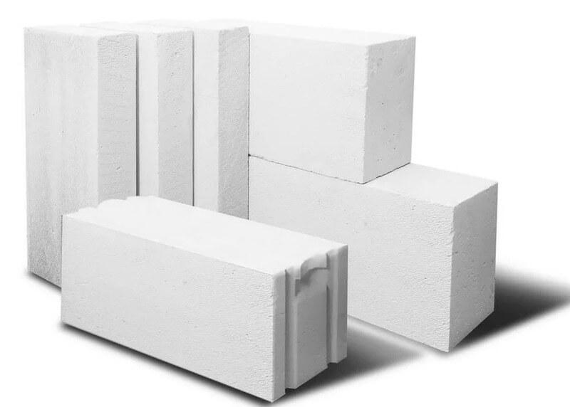 Стеновые и перегородочные блоки