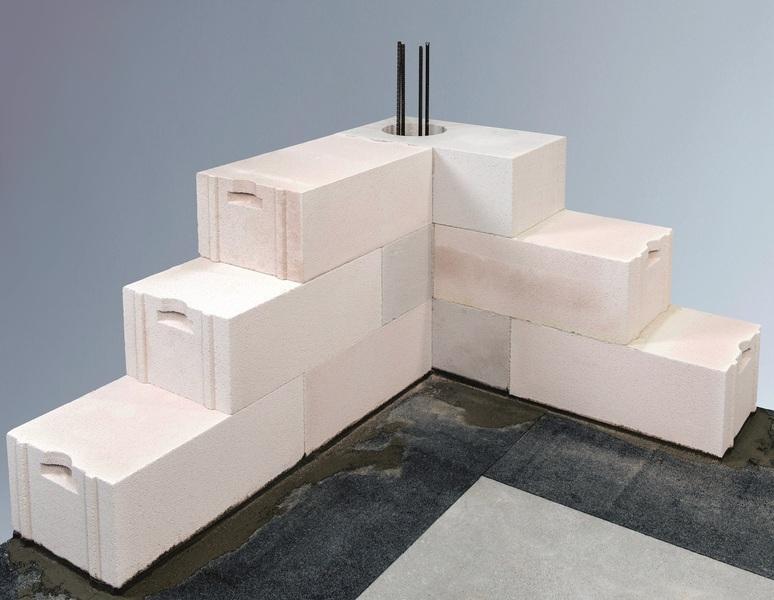О-блоки для вертикального армирования