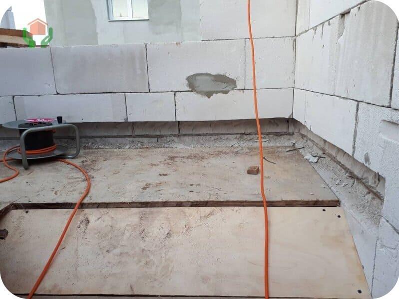 Строительство газобетонной бани