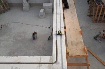 Армировка газоблока стальной арматурой