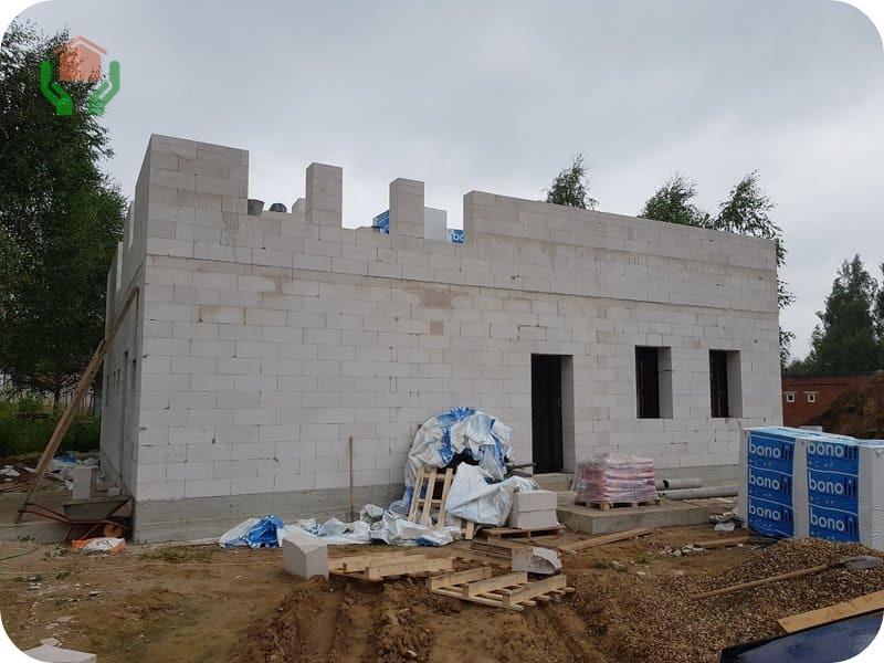 Газобетон – приоритетный материал для малоэтажного строительства