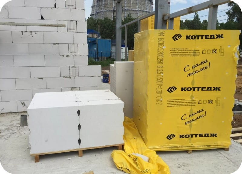 Газобетон Коттедж тоже производится по технологии Ytong