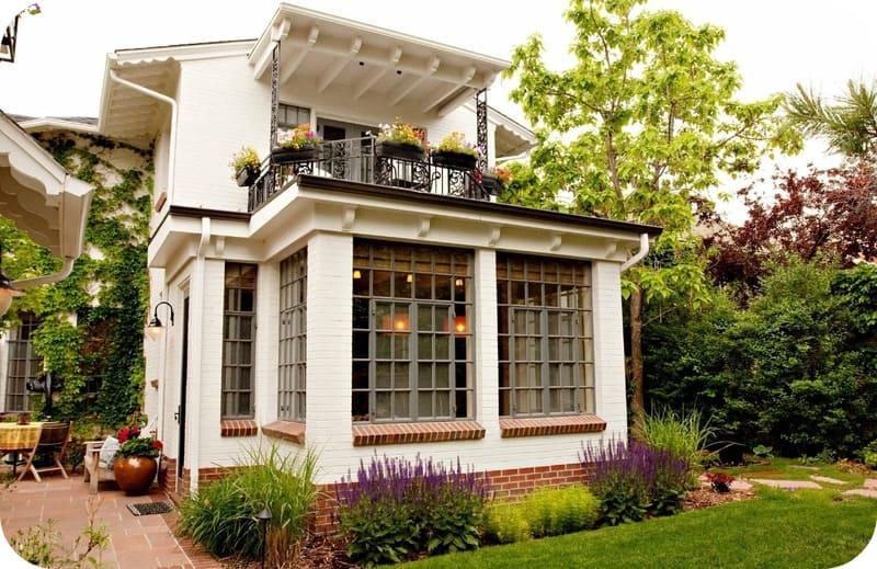 Французская стилистика в проектировании дома