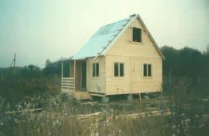 Каркасные дачные дома под ключ