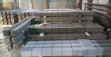 бетонные блоки для забора
