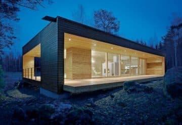 каркасные дома одноэтажные