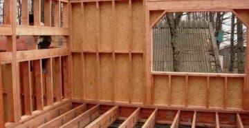 каркасный дом своими руками - пошаговая инструкция