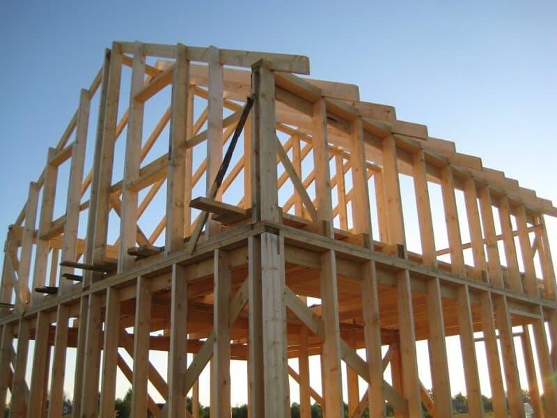 как построить каркасный дом своими руками: пошаговая инструкция