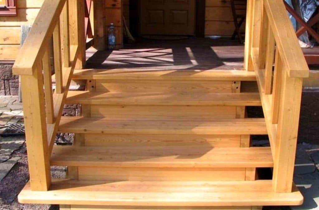 лестница на крыльцо