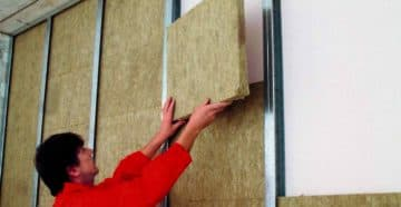 материалы для шумоизоляции стен в квартире