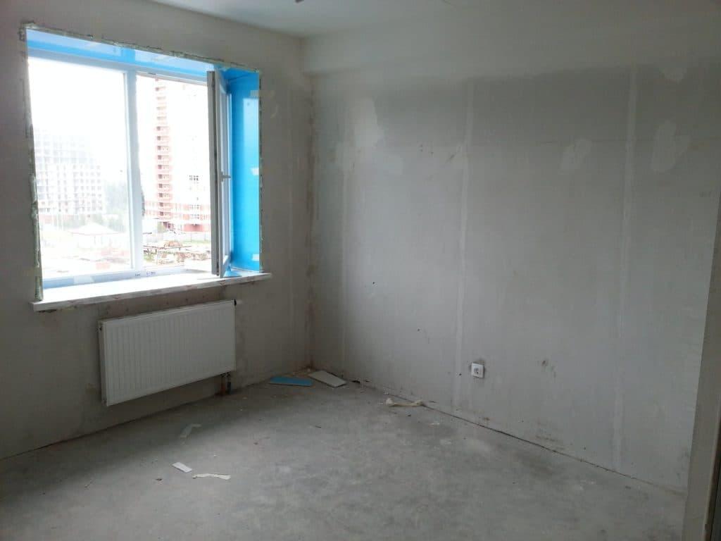 предчистовая отделка квартиры в новостройке